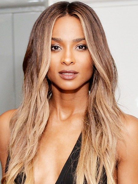 2019 Long Remy Human Hair Celebrity Wigs For Ladies