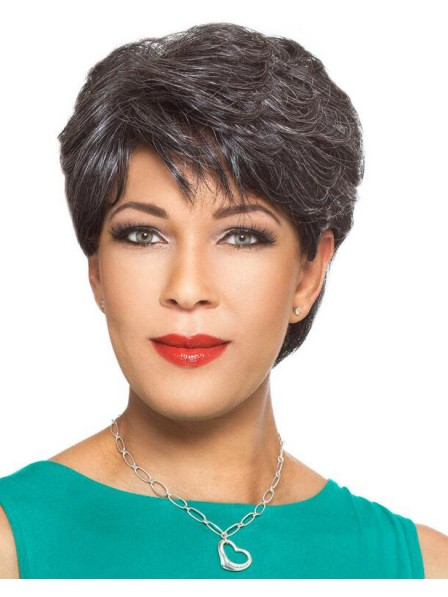Classic Short Style Wig Full Of Alluring