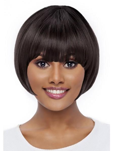 Hi-Temp Synthetic Short Bob Style Wig