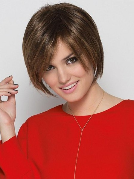 Hottest Cuts Chin-Length Lace Front Bob Wig