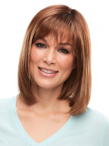 Mono Top Synthetic Lace Front Bob Wig