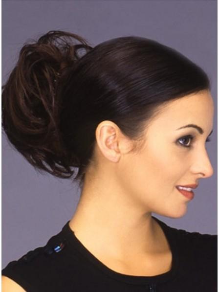 """5"""" Auburn Heat Friendly Synthetic Hair Claw Clip Hair Wraps"""