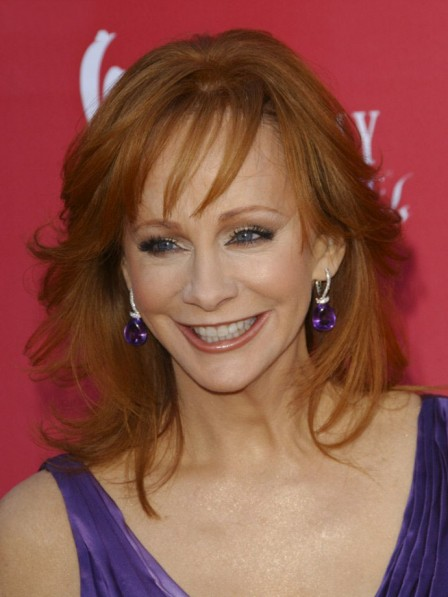 Reba Mcentire Medium Hair Wig