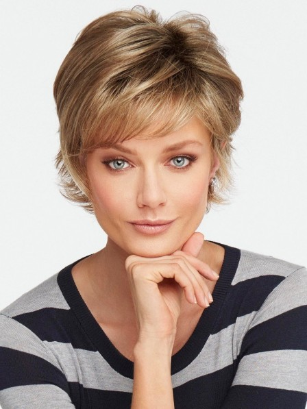 Short Boost Synthetic Hair Wig
