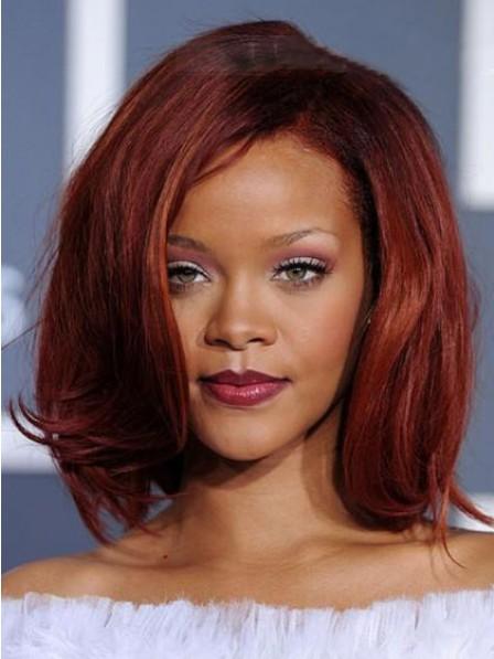 Shoulder Length Lace Front Hair Wig
