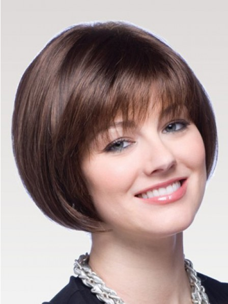 Straight Synthetic Short Capless Wig For Women