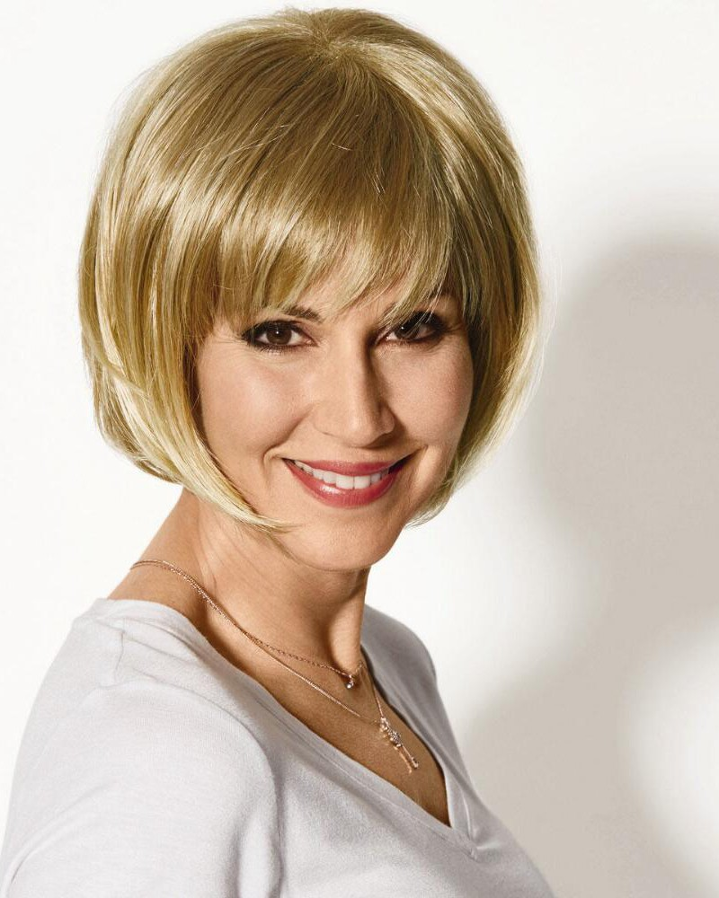 chin length bangs are a part of layered hairstyles long layers add chic chin length bob wigs with angled layers and piecey