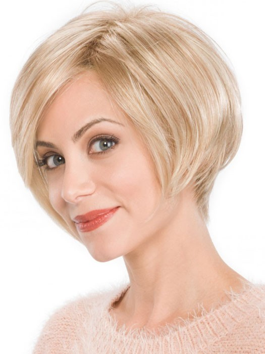 Fashion Angle Blonde Short Bob Style Wigs Best Wigs