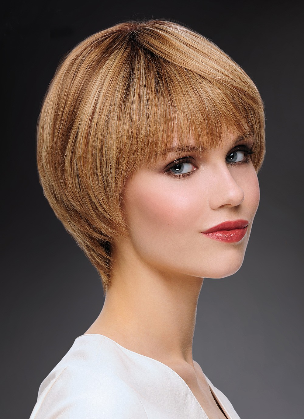 Ladies Short Bob Cut Synthetic Hair Wigs Best Wigs Online