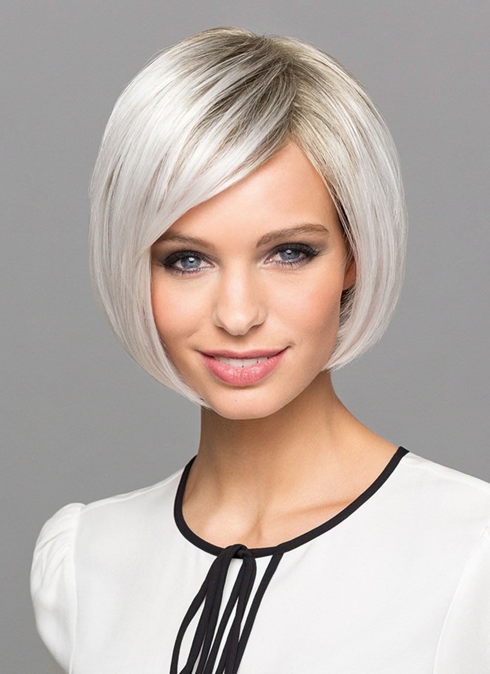 white short chic bob wigs  side bangs  wigs  sale rewigscom
