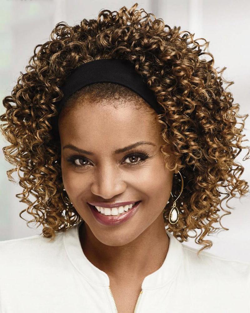Adorable Headband-Style Hair Piece With Long