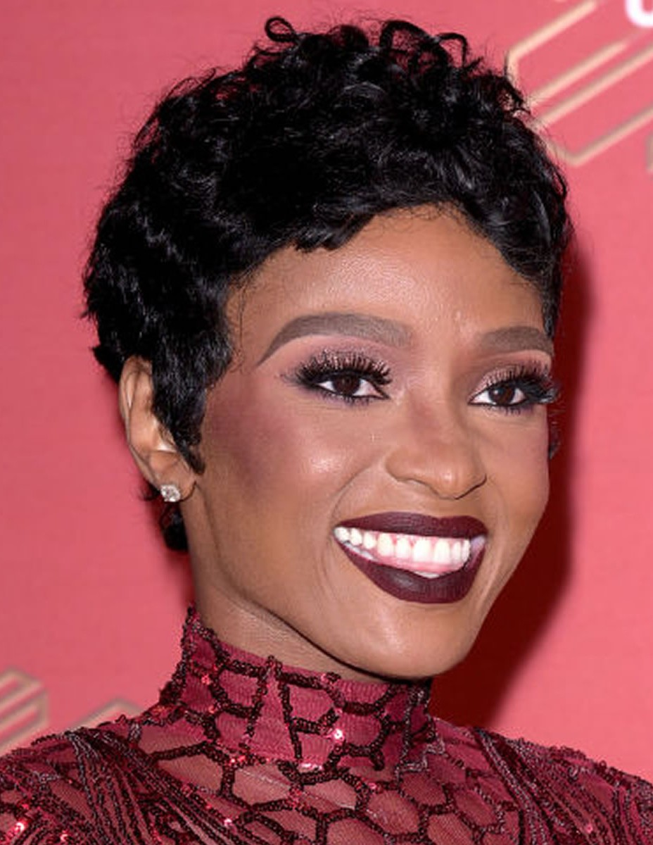 Curly Short Hairstyles Capless For Black Women