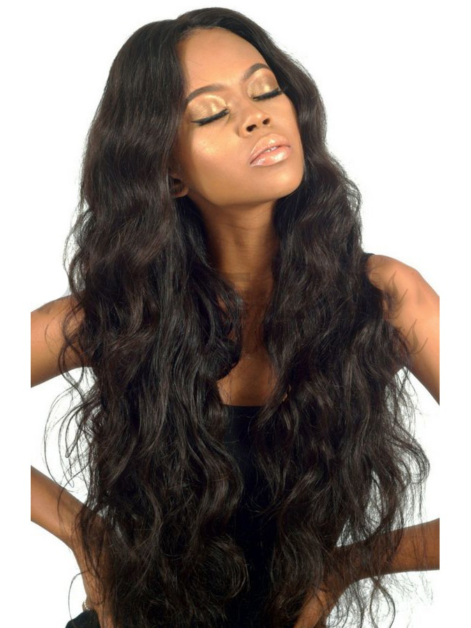 Malaysian Body Wave Extensions Middle Part Water Wavy