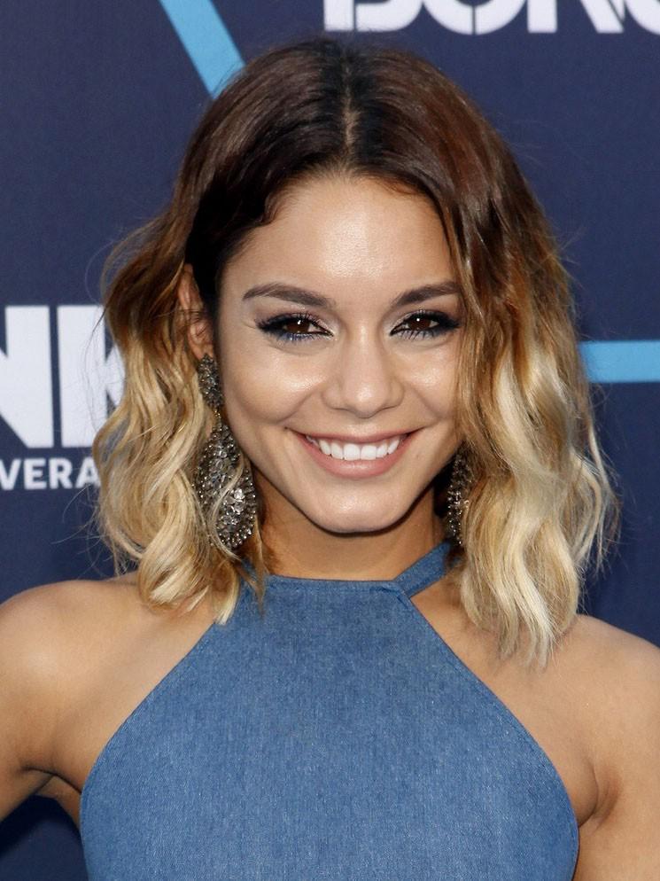 Vanessa Hudgens Full Lace Human Hair Ombre Wig Rewigs Com