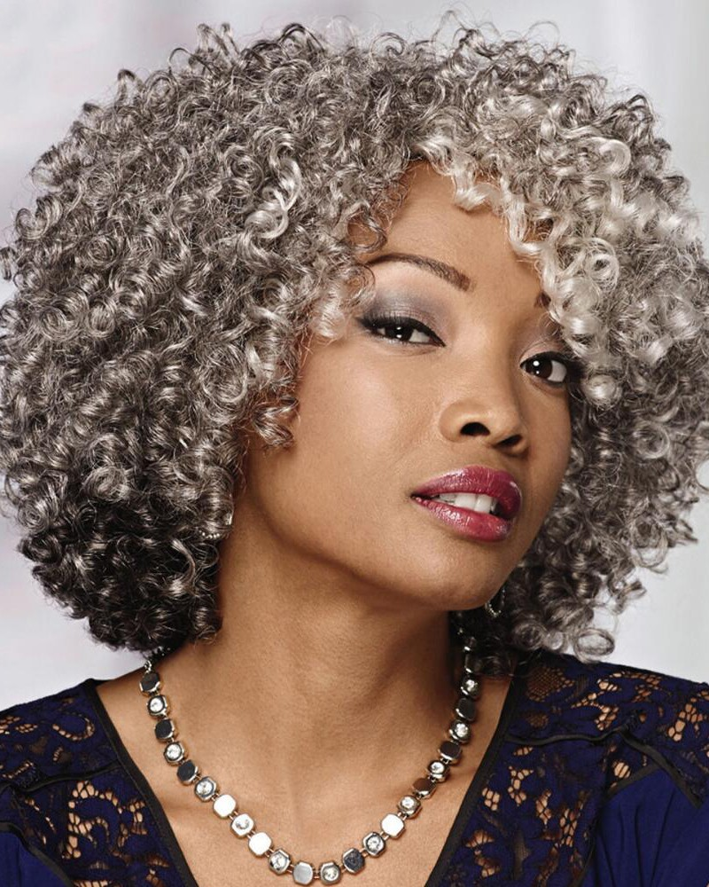 Voluminous Mid Length Wigs With Texture Rich Layers Of