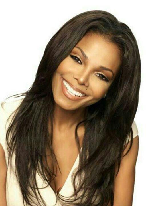 Women s shag medium Straight hair 100% human hair wigs 3d9cc8cd1