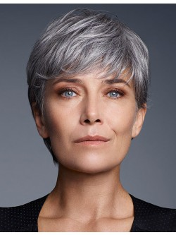 454b63fd32fc78 Natural Look Grey Wigs, Silver Wigs, Grey Wigs for Women and Men    Rewigs.com